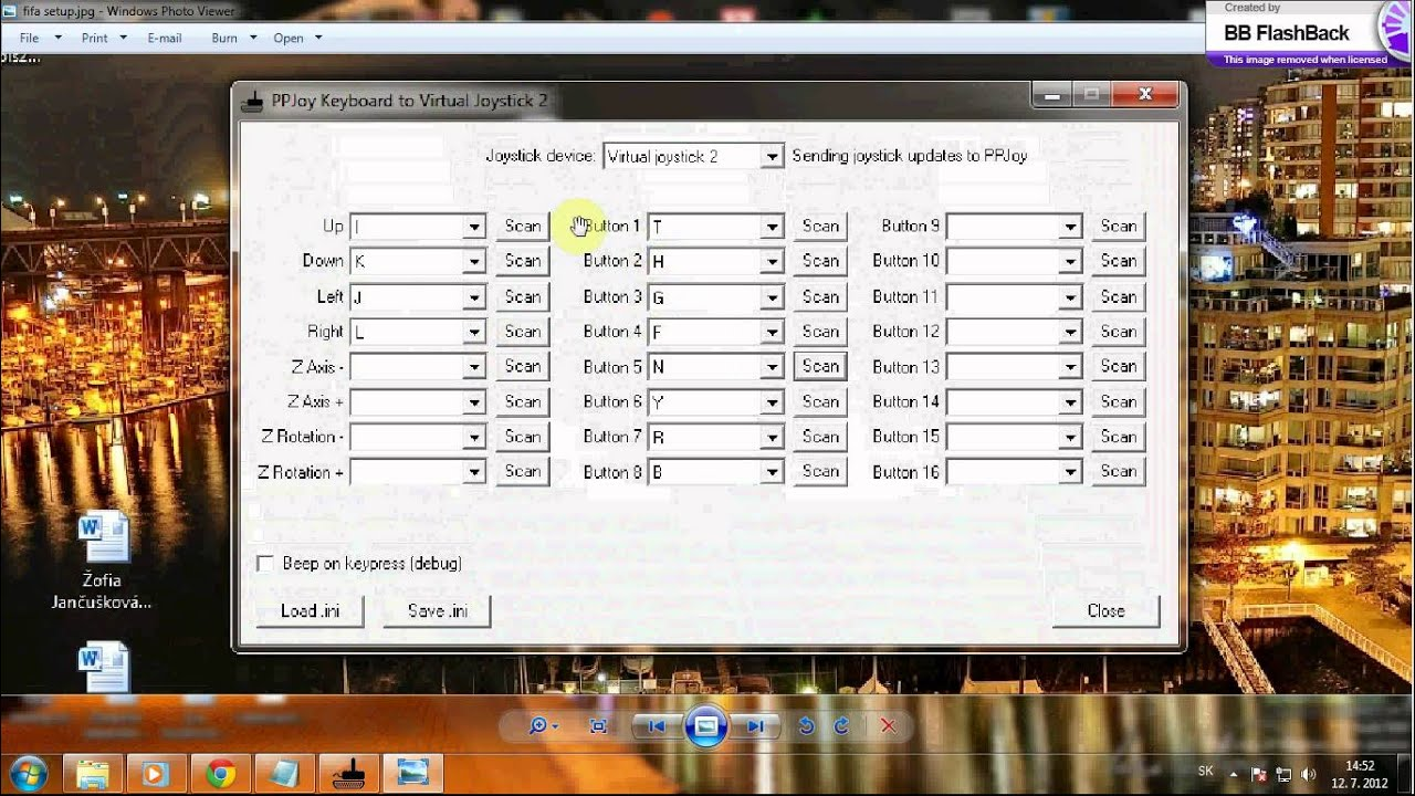 FIFA 14 II Tutorial - How to play with 2 Keyboards