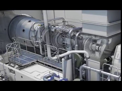 SGT-800 Combustion Turbine for Combined Cycle and Simple Cycle Power Plant  Training