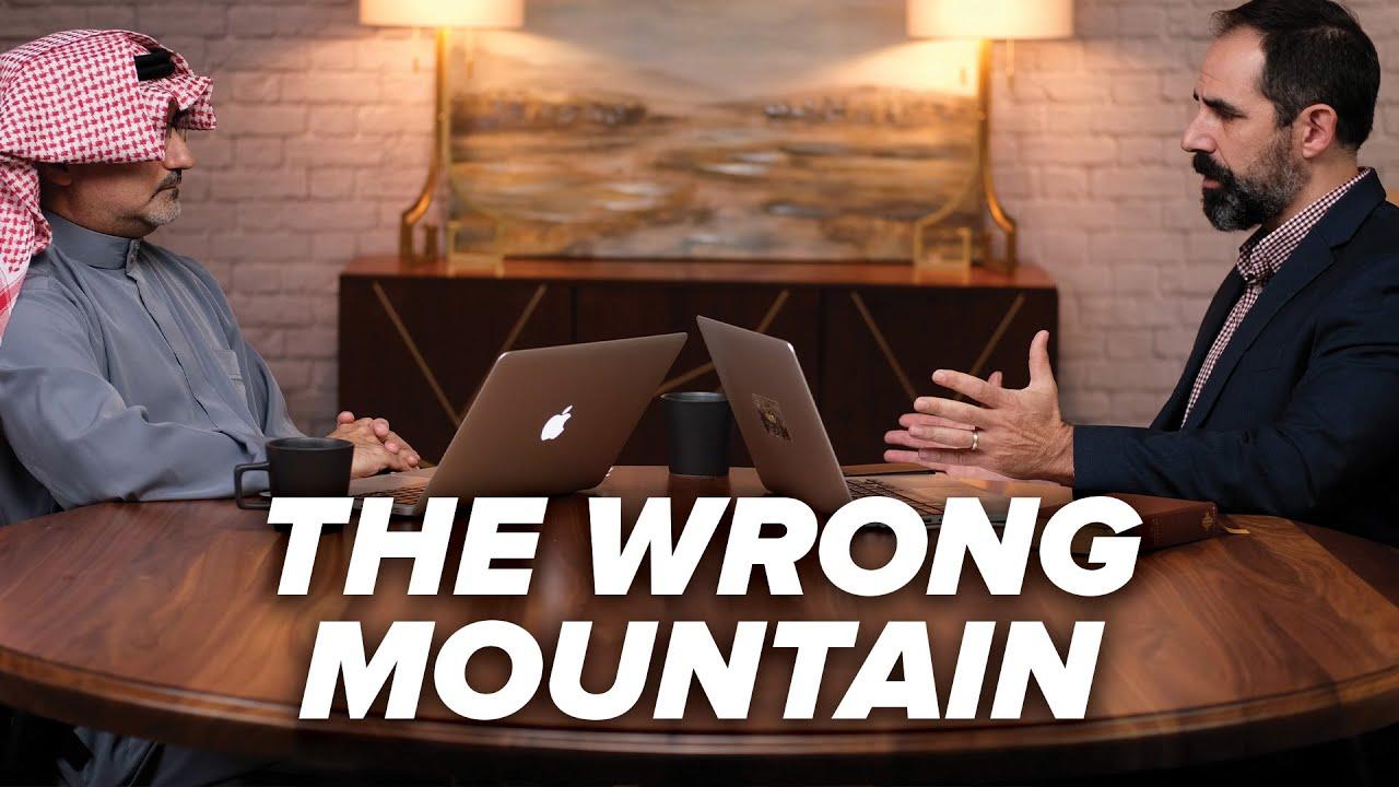 The Wrong Mountain - Mt. Sinai in Arabia - Episode 2