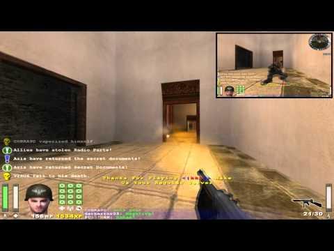 Lag Warp in Wolfenstein ET