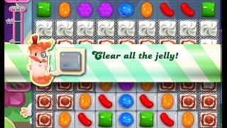 Candy Crush Saga Level 1221 walkthrough (no boosters)
