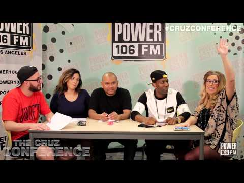 Destorm Power Guest Stars on The Cruz Conference