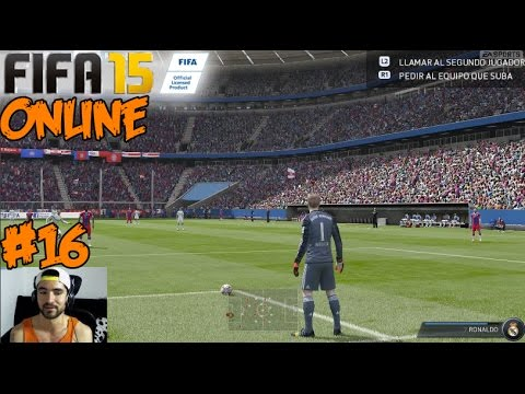 FIFA 15 ONLINE - Bayern Munich Vs Real Madrid - PS4 Gameplay