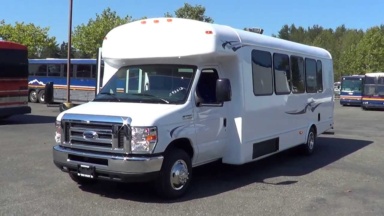 Ford E350 For Sale >> Northwest Bus Sales - NEW 2013 Ford Starcraft 24 Passenger Rear Luggage Bus For Sale - S93313 ...