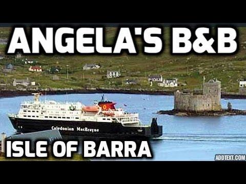 Angela's B&B, Isle of Barra, Scotland #HotelReveiws