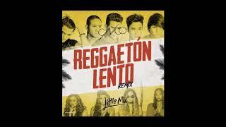 Cnco Reggaeton Lento Bailemos Remix Ft Little Mix Zion Y Lennox.mp3