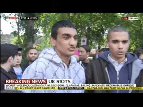 London's Riots 2011: Ealing community speaks