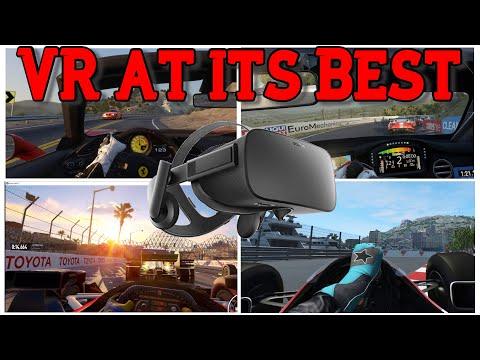 My Best Sim Racing Experiences In VR