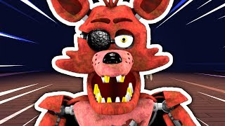 HOW TO BE A FNAF FOXY THE PIRATE IN ROBLOXIAN HIGHSCHOOL!!