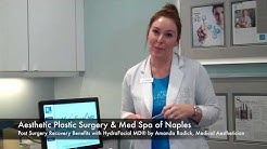 Post Surgery Recovery Benefits with HydraFacial MD in Naples FL