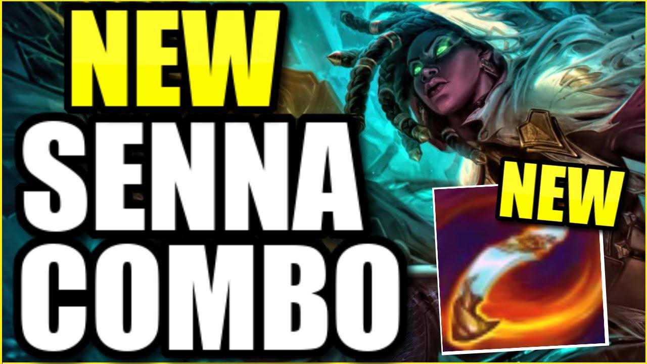 Download IS SENNA + AKSHAN THE MOST BROKEN NEW COMBO IN BOTLANE?! - (League of Legends)