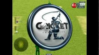 Cricket Revolution Pc Walktrough (W/Commentary)-Match 1- SA vs Aus (1/2)