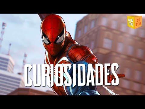Curiosidades de Marvel's Spider-Man (PS4)