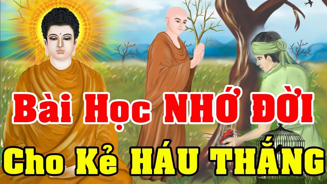 Chuyện Nhân Quả Phật Giáo, BÀI HỌC NHỚ ĐỜI Cho Kẻ Háu Thắng | Phật Giáo Nhiệm Màu