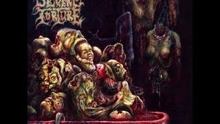 Severe torture - Slaughtered (Full Album)