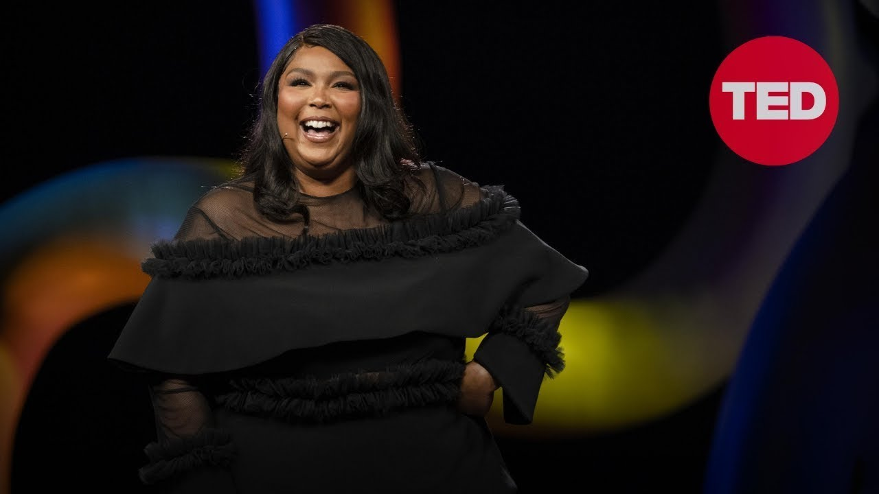 Lizzo Gives a TED Talk on 'The History of Twerking' !?  [Video]