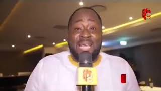 Desmond Elliot calls for ban of Foreign movies in Nigeria (Video)