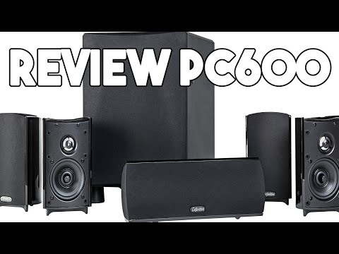 Definitive Technology ProCinema 600 Review