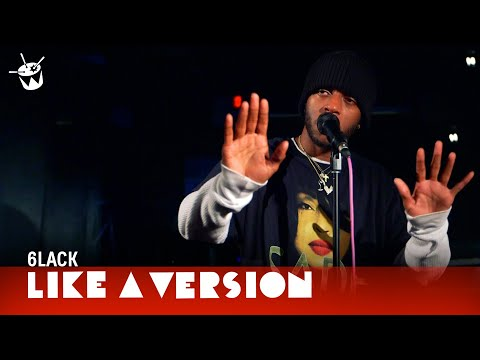 6LACK - 'That Far' (live on triple j)