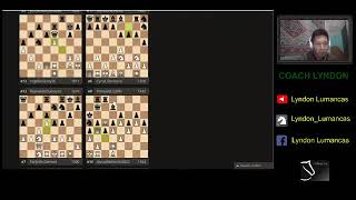 MY 1ST CHESS RANDOM or 960 TOURNAMENT IN LICHESS | 3RD AIM REY CHESS 960 TOURNEY