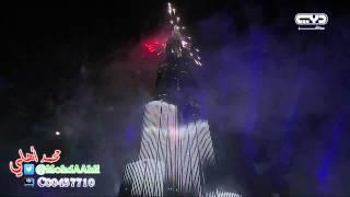 احتفالات برج خليفة برأس السنة الميلادية 2015 | Burj Khalifa New Year fireworks show 2015