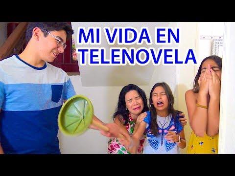 SI MI VIDA FUERA UNA TELENOVELA! | TV ANA EMILIA