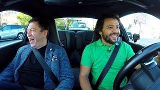 Serdar Kuzuloğlu ile Porsche 911'imi test ettik! - Michelin ile Maksat Muhabbet