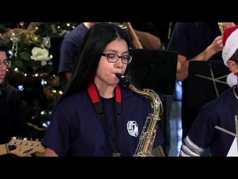 Tennyson Middle School Jazz Band 2