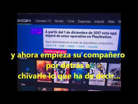 A partir del 1 de diciembre de 2017 esta app dejará de estar operativa en PlayStation