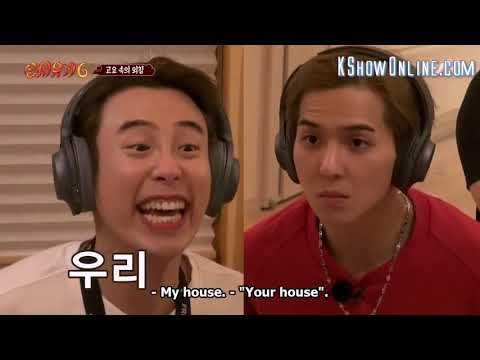 P.O Gets Frustated At Song Mino | New Journey To The West 6 Episode 1