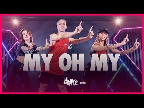 My Oh My – Camila Cabello, DaBaby | FitDance TV (Coreografia Oficial)
