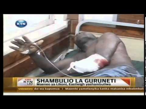Shambulio la guruneti (Terror Attack in Likoni and Nairobi) Travel Video
