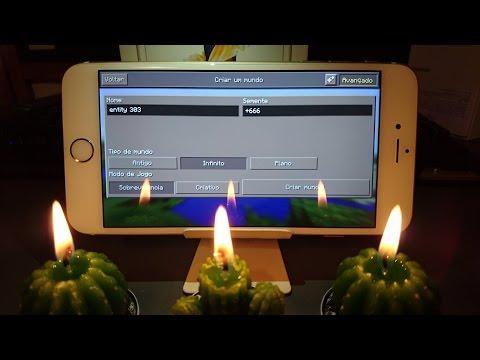 3 Lendas assustadora do Minecraft Pocket Edition