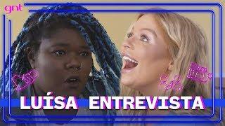 Luísa Sonza se emociona com desabafo de fã e responde perguntas   +Autênticas