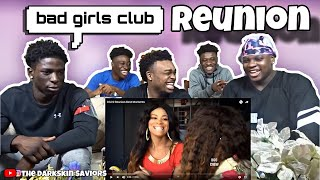BAD GIRLS CLUB 9 REUNION BEST MOMENTS *Reaction*