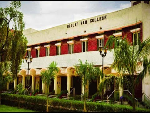 Daulat Ram College comes up with smart classrooms after roof collapse incident