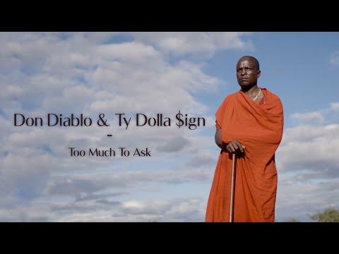 Don Diablo - Too Much To Ask mp3 zene letöltés