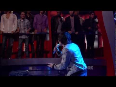 Tim Urban  American Idol 2010 Season 9 - Ep13  Top 12 Guys