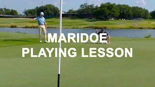 Maridoe Golf Club Playing Lesson with Sir Nick Faldo