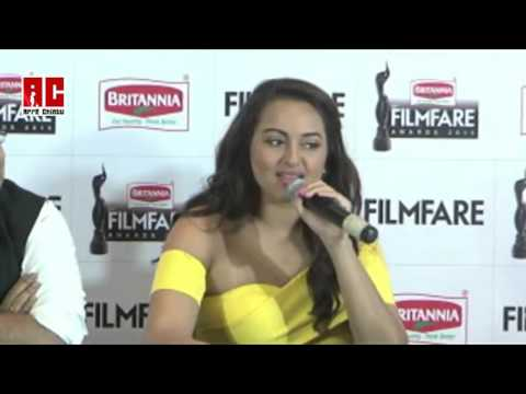 Ive to work hard to get Filmfares best actress award Sonakshi