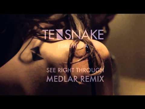 Tensnake feat. Fiora - See Right Through (Medlar Remix)