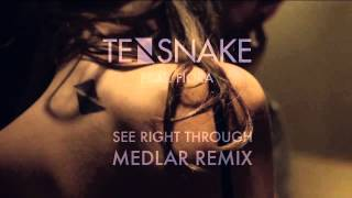 Tensnake feat. Fiora - See Right Through (Medlar Remix)