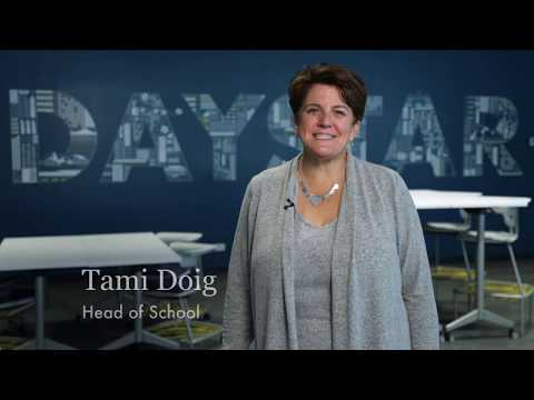 Welcome to Daystar Academy from Tami Doig