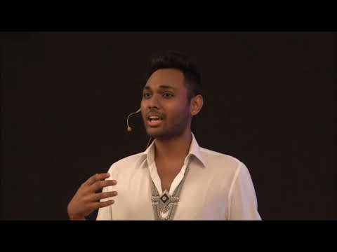 HOW I CHOSE TO BE GAY, FEMME AND SEXY | Anwesh Sahoo | TEDxCVS
