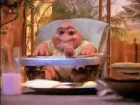 Baby Sinclair Compilation  YouTube