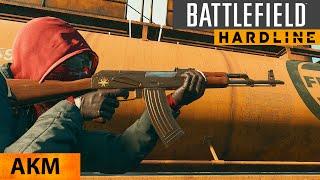 Battlefield Hardline. Советская легенда - АКМ