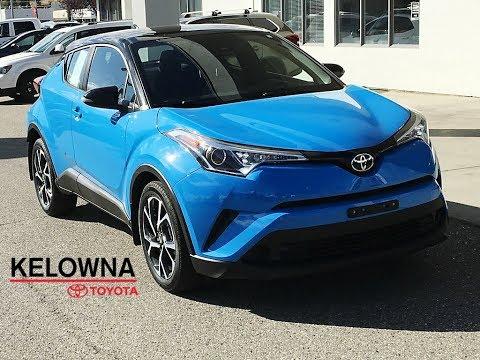 2019 Toyota C-HR XLE Premium Pkg