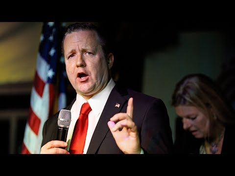 Meet Corey Stewart, the Virginia Senate Candidate With a Controversial Past | NYT News
