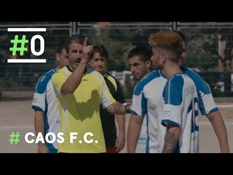 CAOS FC.: El entrenamiento de Rafael Arkota - Canillejas: Programa 2 | #0