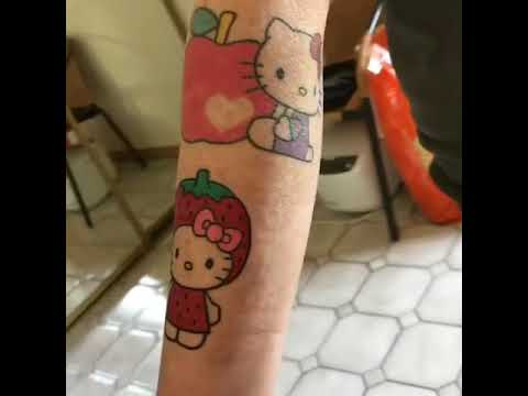 Hellokitty Tattoos